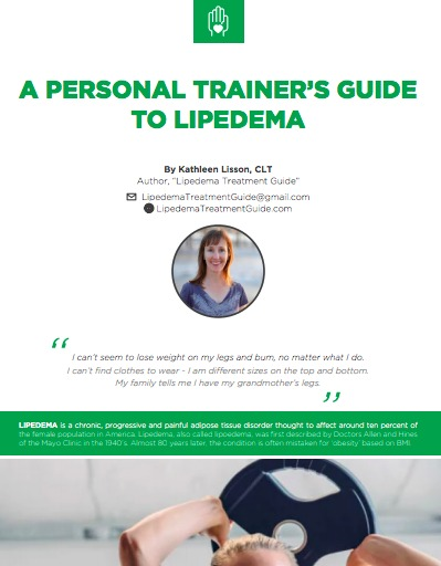 a personal trainers guide to lipedema