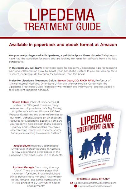 Lipedema treatment guide, guide for treatment of Lipedema